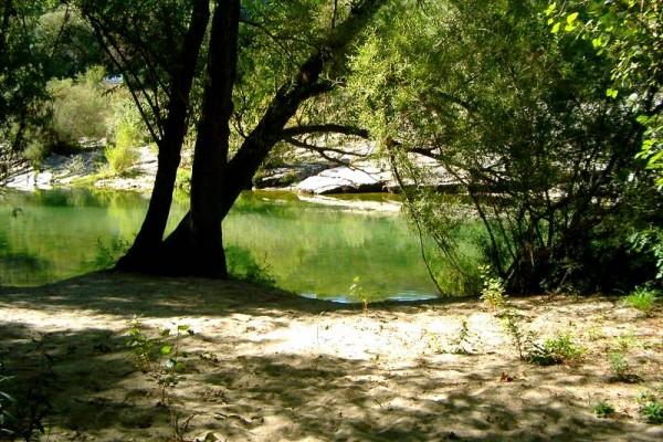 ESPACE AQUATIQUE plage privee riviere